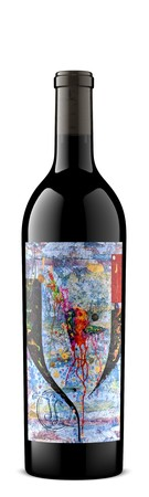 Cabernet Sauvignon 'Broken Glass' Artist Series 2018