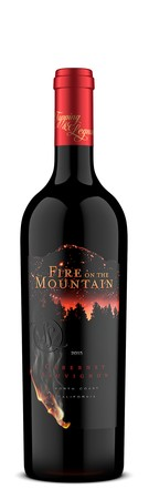 Fire on the Mountain Cabernet Sauvignon 2015 Image