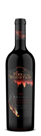 Fire on the Mountain Cabernet Sauvignon RESERVE 2015